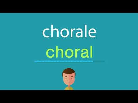 comment-dire-chorale-en-anglais