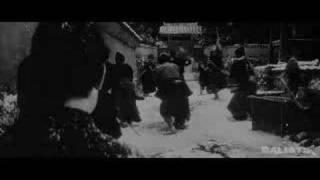 Evil Sword | The Sword Of Doom music video ft Wu Tang Clan - Triumph (instrumental)
