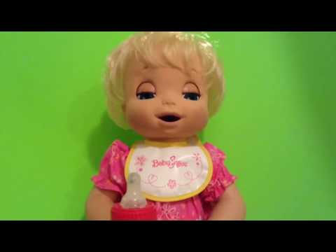 How to Make Baby Alive Doll Peas Food Packet