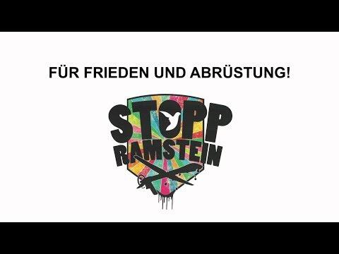 Stopp Air Base Ramstein: Für Frieden und Abrüstung!