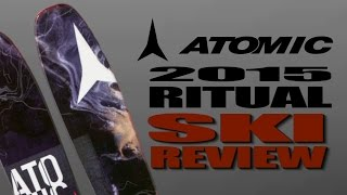 2015 Atomic Vantage Ritual All Mountain Ski