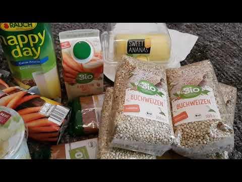dm & Rewe Einkauf eines HCLF Veganers! Die beste Ananas und viel Protein (unabsichtlich) - Vegan