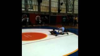 Dave Sharma Abby Wrestling Club
