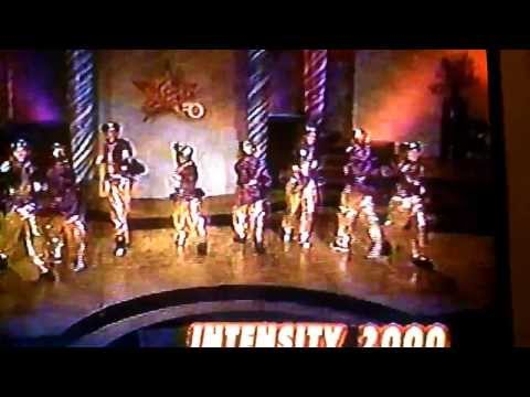 Star Search RPN9 Intensity 2000 Dance Category Champion