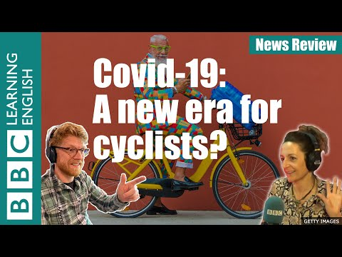 Covid-19: A new era for cyclists? News Review