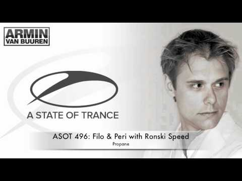 ASOT 496: Filo & Peri With Ronski Speed - Propane