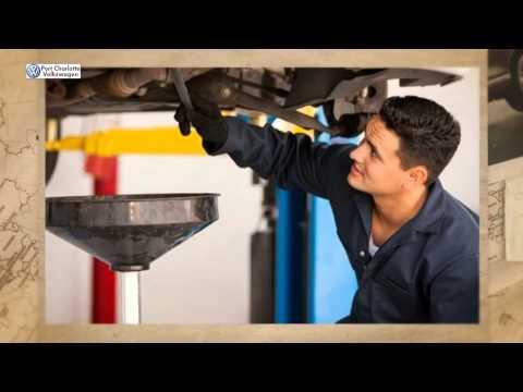 VW Touareg Maintenance Schedule | Venice FL