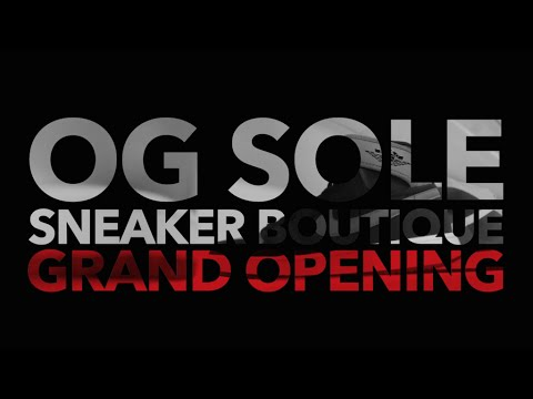 8bc43bf599b72d OG Sole Sneaker Boutique Grand Opening - Feat Odell Beckham
