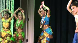 Sreehasa Dance Performance