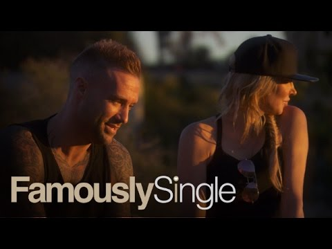 Brandi Glanville and Calum Best Go on Romantic Hike  Famously Single  E!