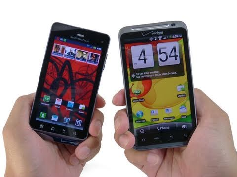 Motorola DROID 3 vs HTC ThunderBolt