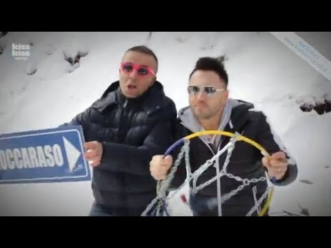 """N'GOPP 'A NEVE - LUCA SEPE - Parodia di """"MUSICA"""" dei Fly Project - by """"I TAPPI"""""""