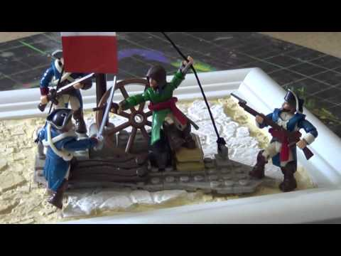 DIY X Wing Helmet and Assassins Creed Diorama. Part 1