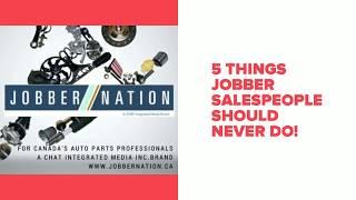 Jobber Sales Tips