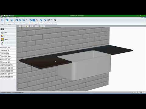 April 2017 TechCast -  How to edit Sinks and Cutouts