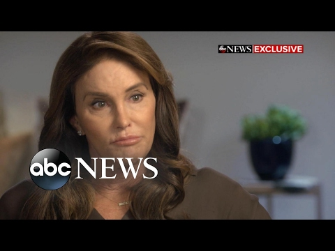 Caitlyn Jenner opens up to Diane Sawyer