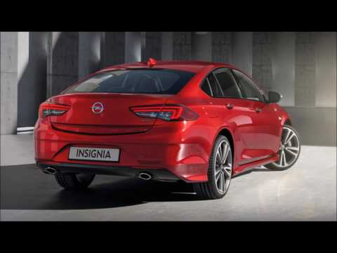 Opel insignia 2017 | ОБЗОР | ОПЕЛЬ ИНСИГНИА