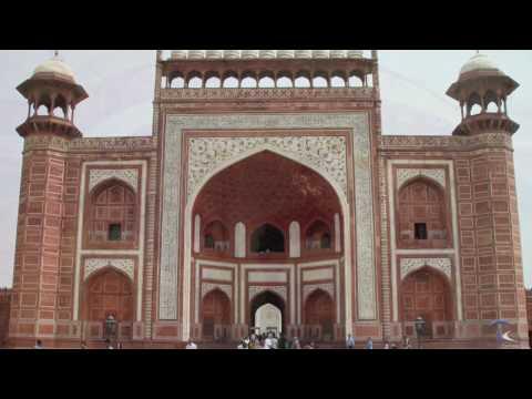 Seven Wonders of the World - Taj Mahal