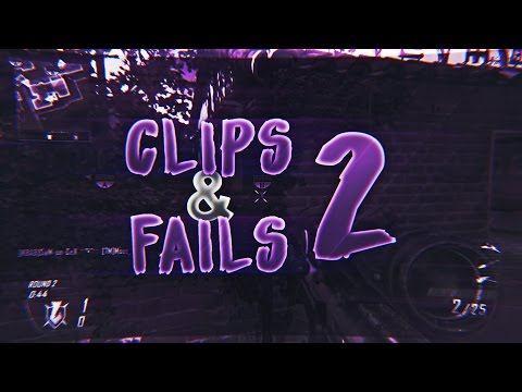 Clips & Fails #2 (5 MAN COLLATERAL?!?)