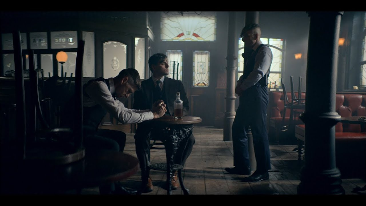 Download Tommy kills Mickey | S05E06 | Peaky Blinders.