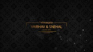 Vaibhav & Snehal Highlights 4K