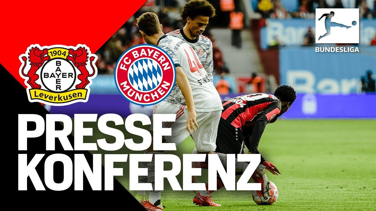 Download 1:5 –Werkself unterliegt Rekordmeister   PK nach Bayer 04 Leverkusen 🆚 Bayern München   Bundesliga