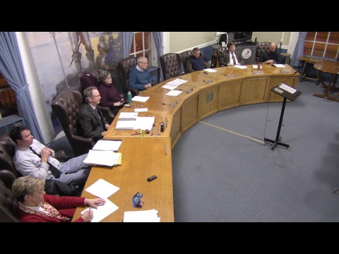 City of Plattsburgh, NY Meeting  12-13-18