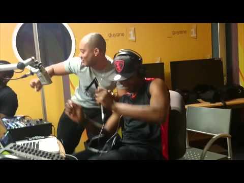 GUYANE PREMIERE RADIO - NINJA PULLUP SESSION- RESUME