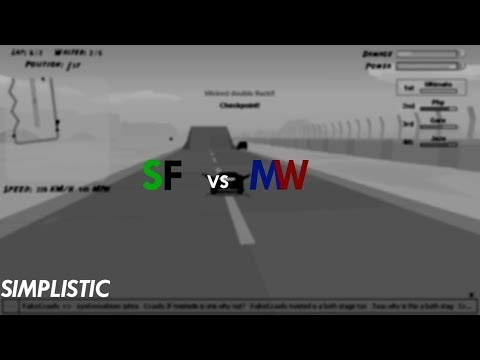 NFMM War | Sigma Force vs Most Wanted