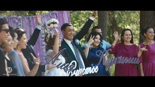 А & К - Wedding Day (Свадьба Актобе)