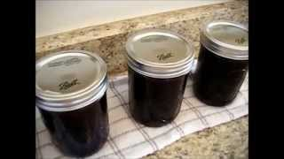 Food Storage ~ Canning Best Blackberry Jam