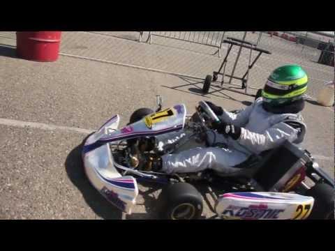 Kart Racer TV Racer Profile-Alex King