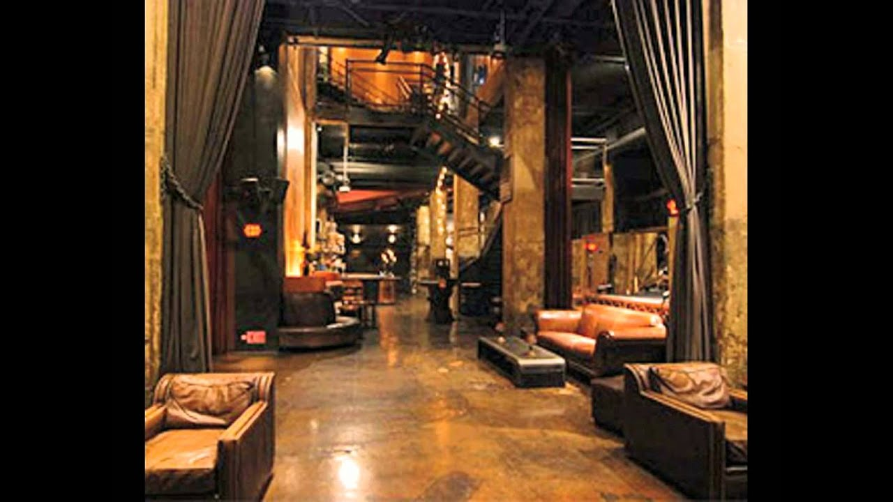 Edison Steam Punk Lounge La Youtube