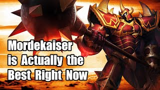 Mordekaiser is Actually the Best Right Now