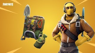 How to get the RAIDER RAPTOR Mask and Backpack in Fortnite Save the World