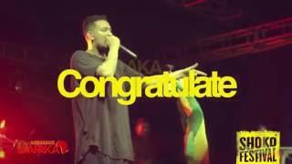 Aka @akaworldwide Congratulate @shokofestival 2016 Video By @cuttybeats