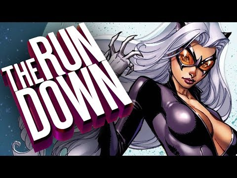 Black Cat and Silver Sable Movies - The Rundown - Electric Playground