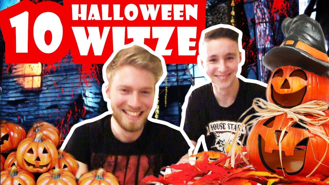 10 Halloween Witze Mit Magicbiber Muhaha