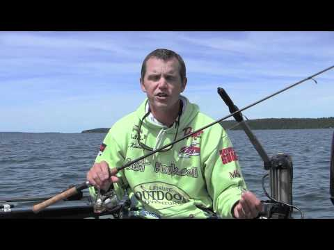 Live Bait Rigging For Monster Walleyes With Guide Toby Kvalevog