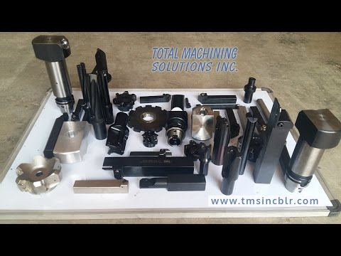 CNC Tooling spl Indexable Cuttings Tools Peenya Bangalore India mp4 mp4