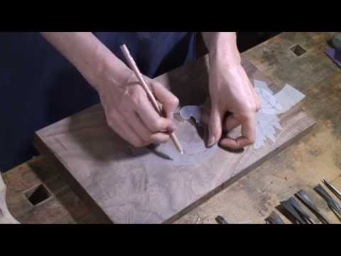 How to transfer designs to your wood