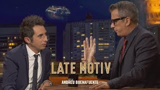 LATE MOTIV - Berto Romero.