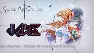 Ed Sheeran - Shape Of You (BKAYE Remix)