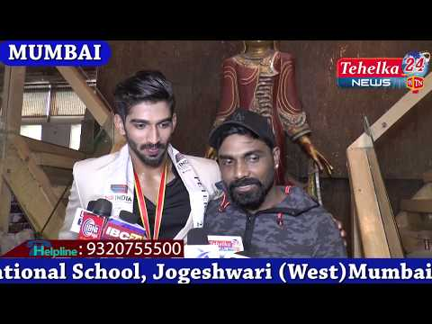 MR INDIA 2ND RUNNER UP PAVAN RAO AND REMO D'SOUZA INTERVIEW