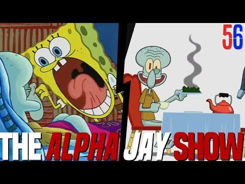 WHY SHOULD I CARE | Squid's Visit Vs Can You Spare A Dime | Versus | Alpha Jay Show [56]