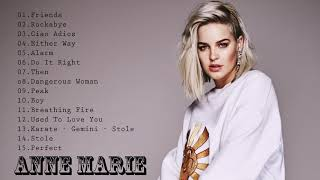 Anne Marie Greatest Hits Full Playlist 2019 | Anne Marie Best Songs 2019