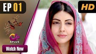 Kyunke Ishq Baraye Farokht Nahi - Episode 1 | Aplus Dramas | Junaid Khan, Moomal | Pakistani Drama