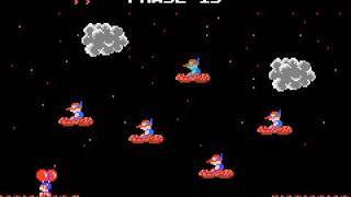 Game Boy Advance Longplay [140] Famicom Mini: Balloon Fight