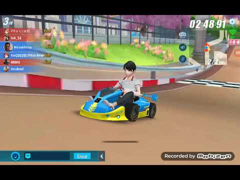 Jogando Speed Drift