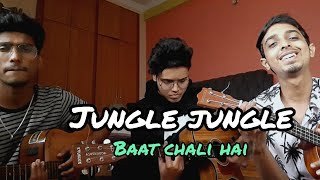 The Jungle Book Title Song - Jungle Jungle Baat Chali Hai   Cover   THE 9TEEN